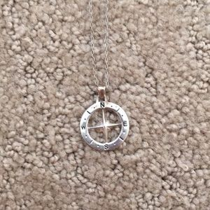 Jewelry - Inspirational Compass Necklace